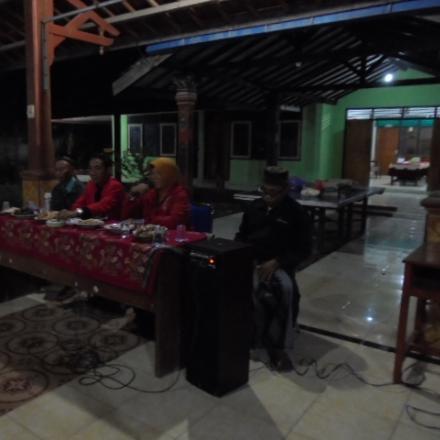 Album : Koordinasi Linmas Desa Pamotan